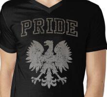 Polish Pride  Mens V-Neck T-Shirt
