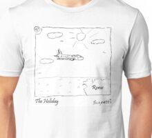 The Holiday Unisex T-Shirt