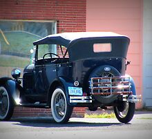 Driving The Classic by Linda Miller Gesualdo