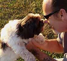 Puppy Kisses by vigor