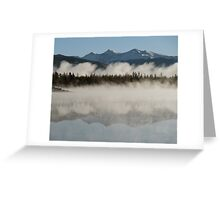 Continental Divide, Summit County, Colorado Greeting Card