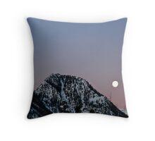 Frisco Moon Throw Pillow
