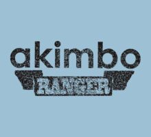 akimbo Rangers Kids Clothes