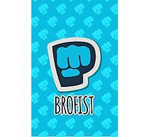 PewDiePie - Brofist! Photographic Print