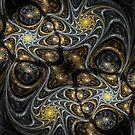 Spherical Galaxy by Jaclyn Hughes