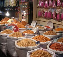 The Spice Shop by Pauline Andrews
