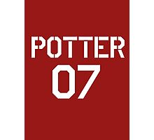 Potter Quidditch team Photographic Print
