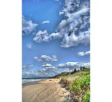 Old Bar Beach Photographic Print
