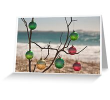 Christmas Twig Greeting Card