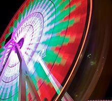Ferris Wheel by Edmond Leung
