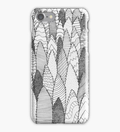 Pattern Forests  iPhone Case/Skin