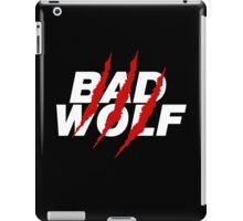 Bad Wolf iPad Case/Skin