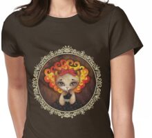 Cowardly Lioness Womens Fitted T-Shirt