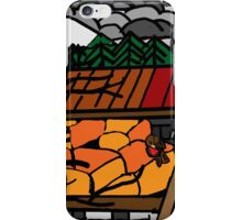 THE NORTH WIND DOTH BLOW iPhone Case/Skin