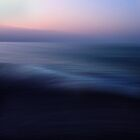 Seascape blue by Lena Weiss