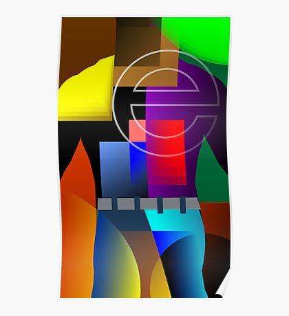internet symbol Poster