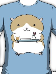 Breakfast in Bed - Hamster T-Shirt
