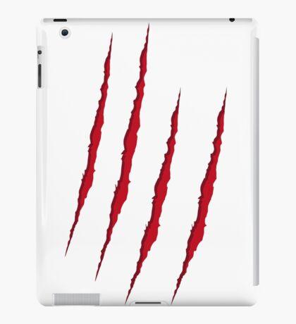 Scratch iPad Case/Skin