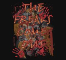 The Freaks Come Out by Craig Stronner