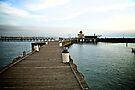 Moody St Kilda Pier by Renee Hubbard Fine Art Photography
