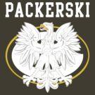 Packerski Wisconsin Polish Fan by PolishArt