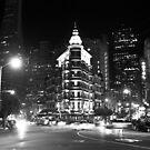Columbus and Kearny (San Francisco) by Arjuna Ravikumar