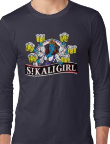 St Kali Girl Long Sleeve T-Shirt