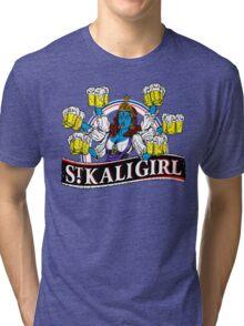St Kali Girl Tri-blend T-Shirt