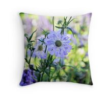 Indigo Impressions Throw Pillow