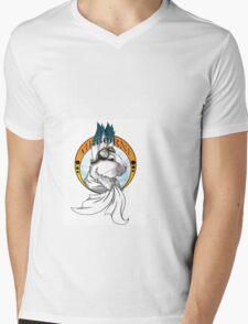 Airborne Mens V-Neck T-Shirt