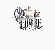 """Crown The Empire """"The Resistance: Rise of the Runaways"""" Logo Unisex T-Shirt"""