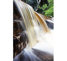 Chocolate Waterfall Photographic Print