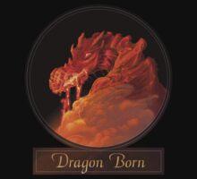 Dragon Born by DeclanWalsh