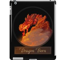 Dragon Born iPad Case/Skin