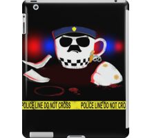 The Cop iPad Case/Skin