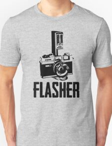 Flasher Camera T-Shirt