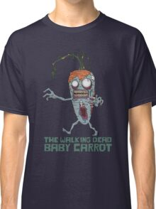Zombie Baby Carrot Classic T-Shirt