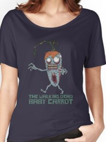 Zombie Baby Carrot Women's Relaxed Fit T-Shirt