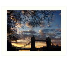 Contract Bridge Art Print