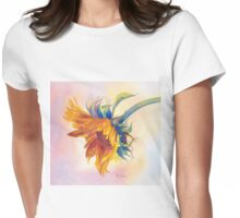 A Golden Touch Womens Fitted T-Shirt