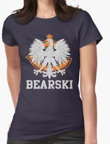 Chicago Polish Bearski  Womens Fitted T-Shirt