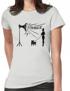 DM : Strange from Strangelove Womens Fitted T-Shirt