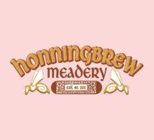 Honningbrew Meadery Kids Tee