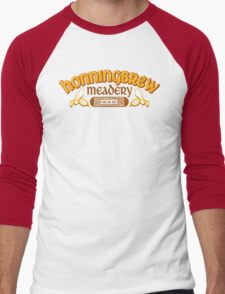 Honningbrew Meadery Men's Baseball ¾ T-Shirt