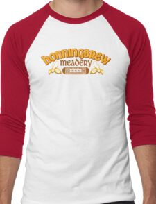 Honningbrew Meadery Men's Baseball ¾ T-Shirt