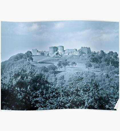 Beeston Castle Poster