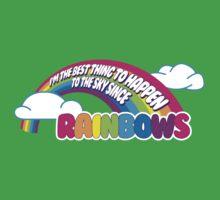 Cabin Pressure - Rainbows Kids Clothes
