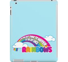 Cabin Pressure - Rainbows iPad Case/Skin