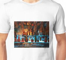 Blue Bar Unisex T-Shirt