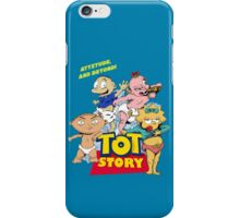 Tot Story iPhone Case/Skin